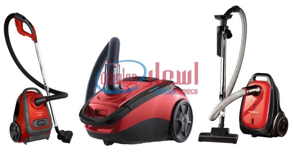 اسعار مكانس توشيبا فى مصر 2021