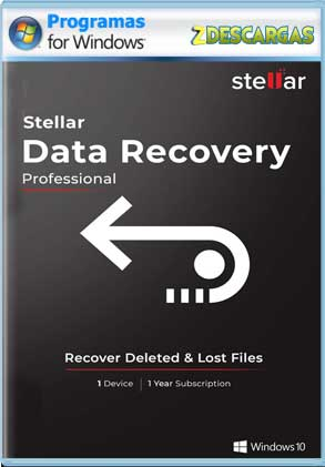 Descargar Stellar Toolkit for Data Recovery full español mega y google drive /