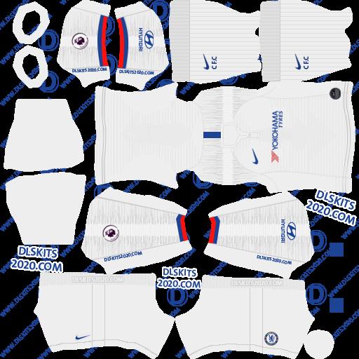 512x512 Chelsea Kits Away