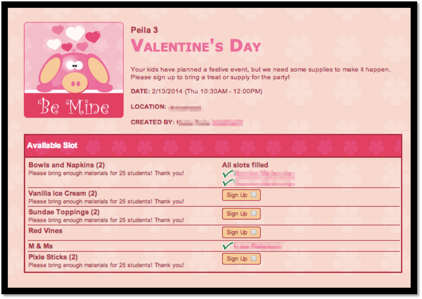 Guest blog post from Kate Peila at Purely Paperless who shows us that Technology + Valentine's Day = Fun!