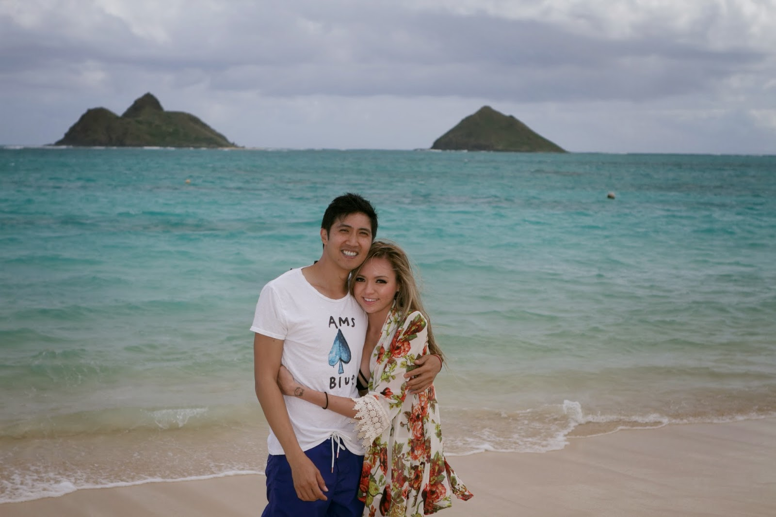 Recovered Moments From Hawaii