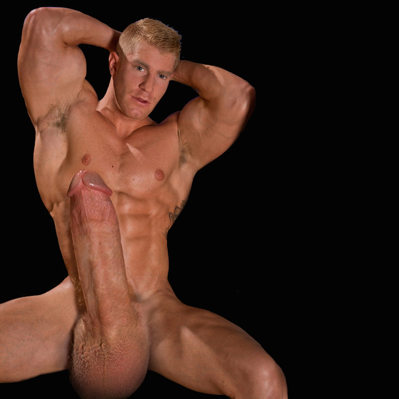 Muscled Dicks