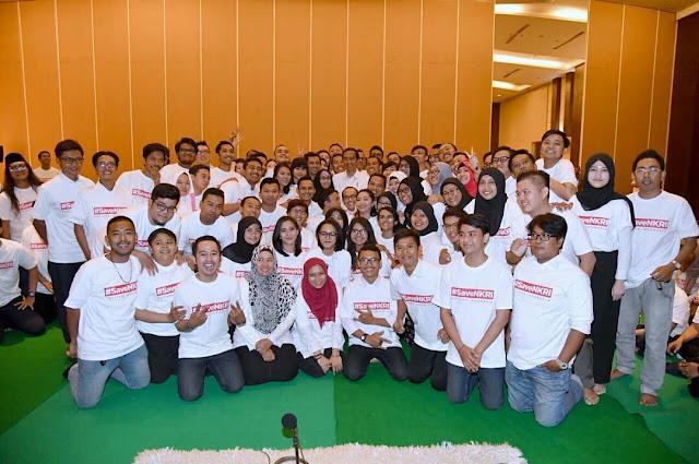 Ngobrol Seru bareng Pak Presiden Jokowi #SaveNKRI