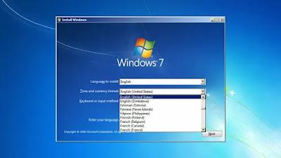 تحميل النسخة الكاملة ويندوز 7