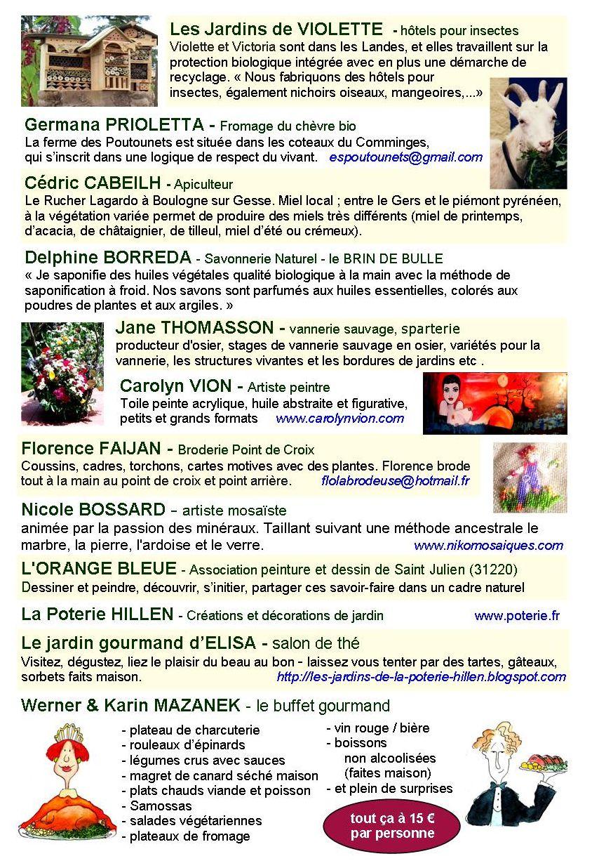 Les jardins de la poterie hillen for Savoir jardiner