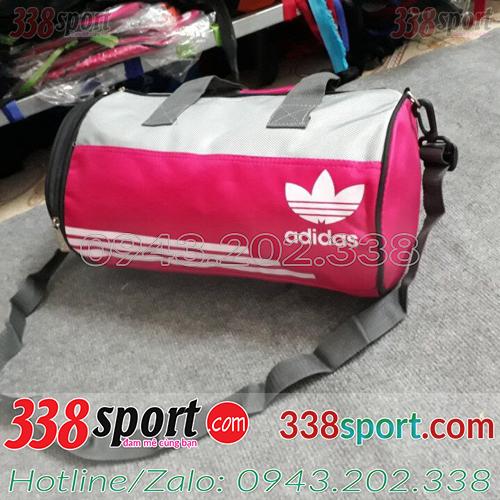 Túi Trống Adidas Hồng