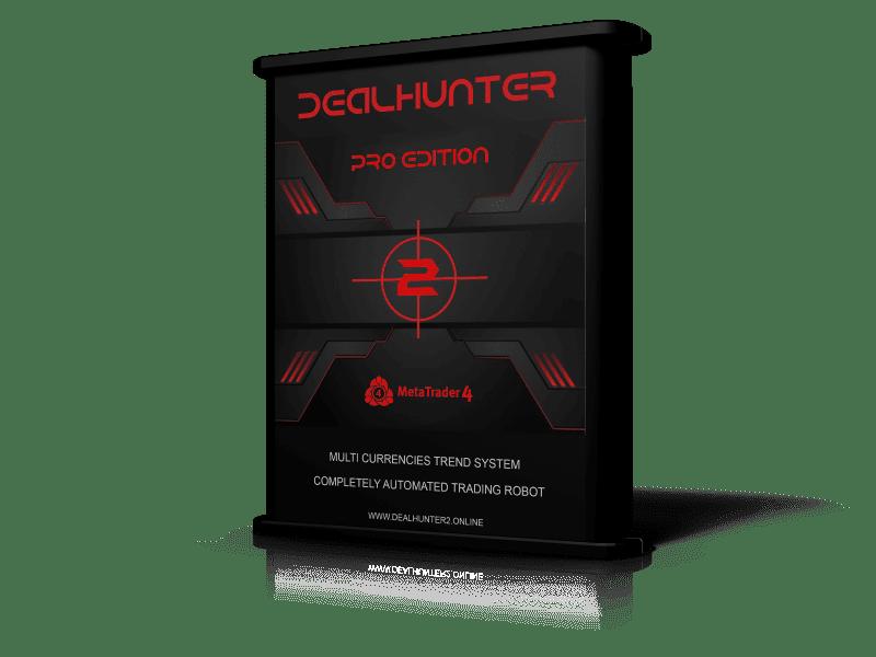 робот форекс Dealhunter 2 pro edition