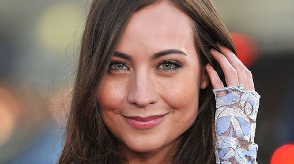 Courtney Ford