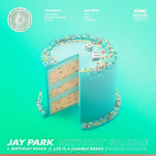 Jay Park – Birthday Gamble – Single