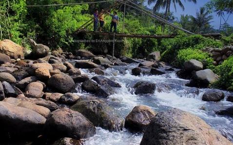 Pecinta Wisata Alam, Wajib Datangi Wisata Sungai di Ciamis Ini