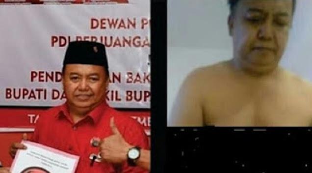 Heboh Beredar Video P*rn0, Petinggi PDIP: Itu Ulah Lawan Politik!