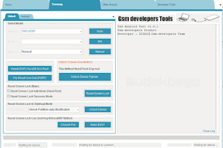 GSD Android Tool v1.0.1 free Download (New Link)