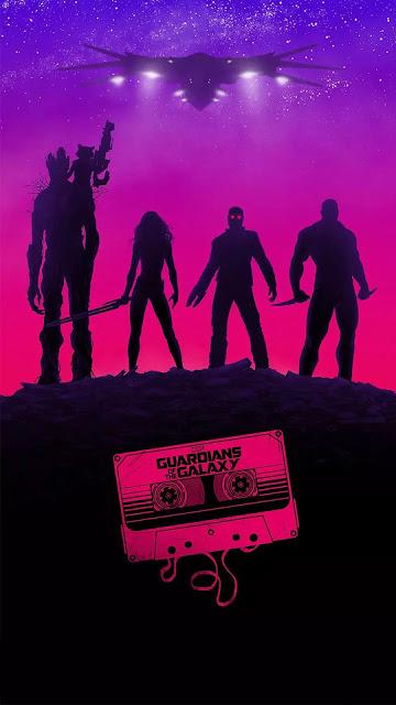 guardians of galaxy 4k