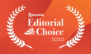 Pricebook Editorial Choice 2020