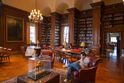 University Of Baltimore Law >> Woodvertising: 25 of the World's Most Amazing Libraries