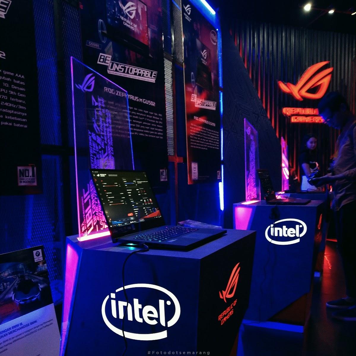 Ini Jajaran Laptop Gaming yang Dikenalkan Saat Acara Be Unstoppable, Mengusung Prosesor 9th Gen Intel Core