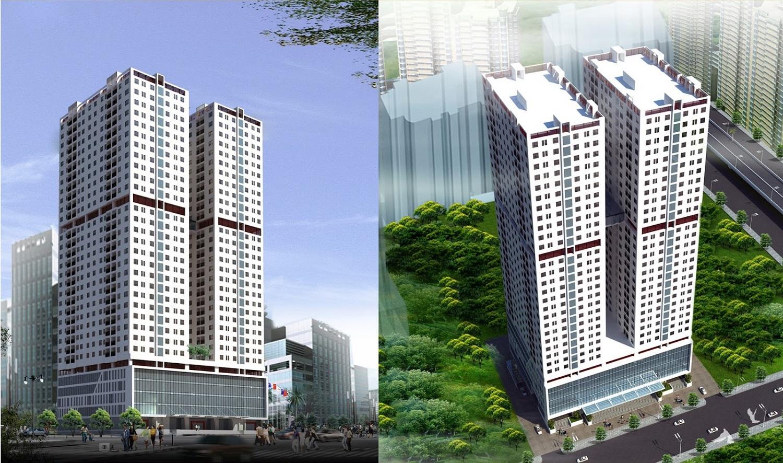 dự án Dream Land Plaza Duy Tân