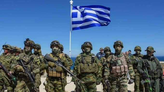 Έλληνες, ψηλά το κεφάλι – Το Αιγαίο θα γίνει ο τάφος των βαρβάρων