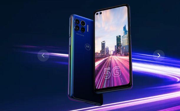 Motorola One 5G, Motorola ultra fast 5G phone
