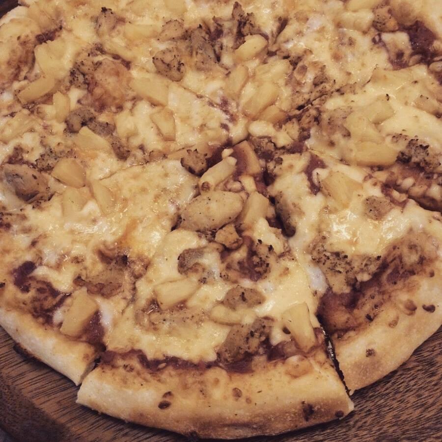 DINNER DI PIZZA HUT IOI CITY MALL,PUTRAJAYA