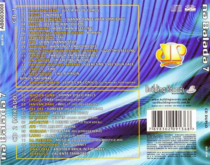 CD JOVEM 2013 NA PAN BALADA BAIXAR
