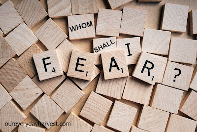 Learning to Battle Fear and Worries With Scripture