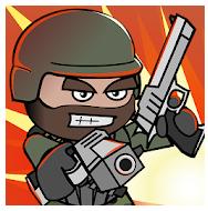 تحميل لعبة Doodle Army 2 Mini Militia v4.3.5 Pro مهكرة Pack Purchased للاندرويد