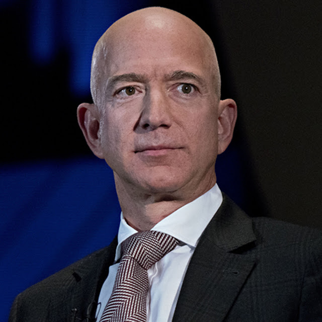 Jeff Bezos Biography in Hindi - Founder of Amazon.com