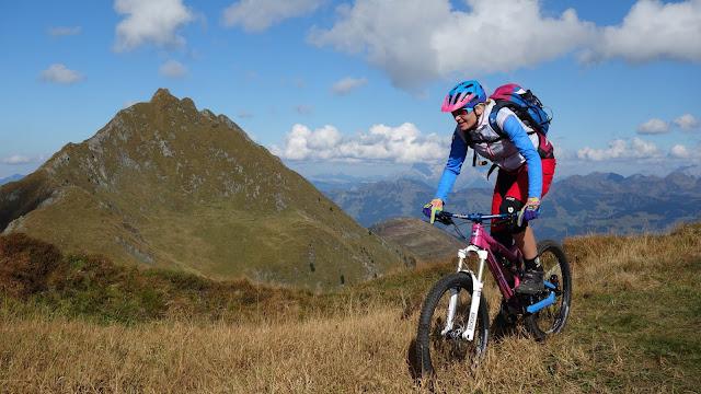 Mountainbiketour Jochberg