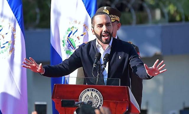 Nayib Bukele, El Salvador entregó bono económico de 300 dólares