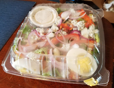 Cub Chopped Salad