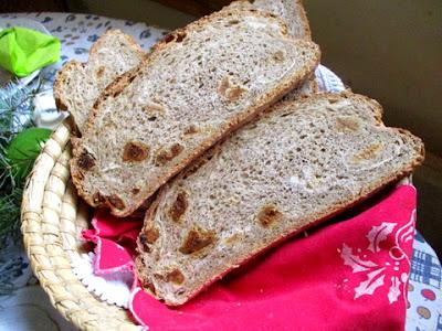 fügés kenyér szelet