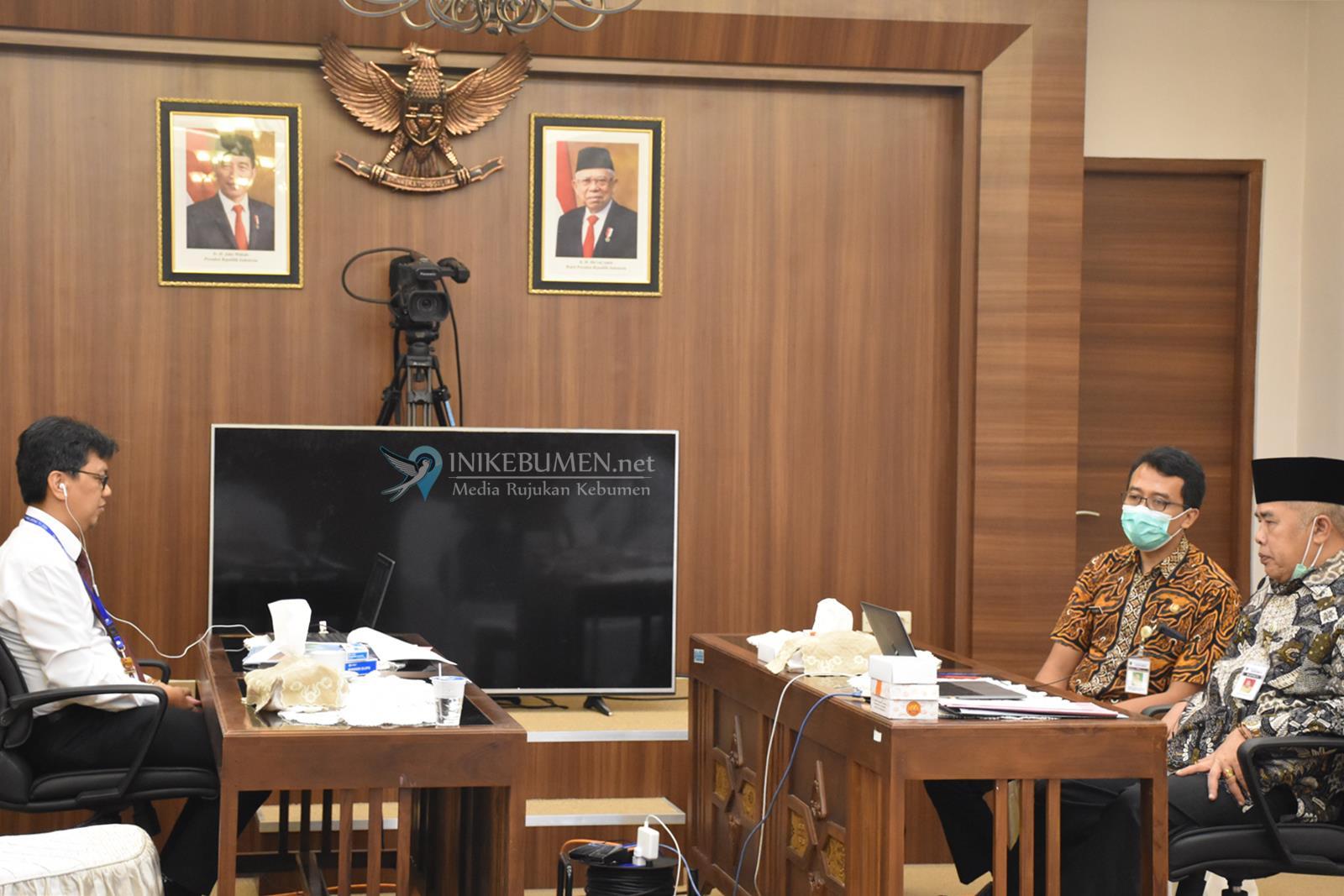 Bupati Kebumen Jadi Mentor Seminar Rancangan Proyek Perubahan Diklat PIM II