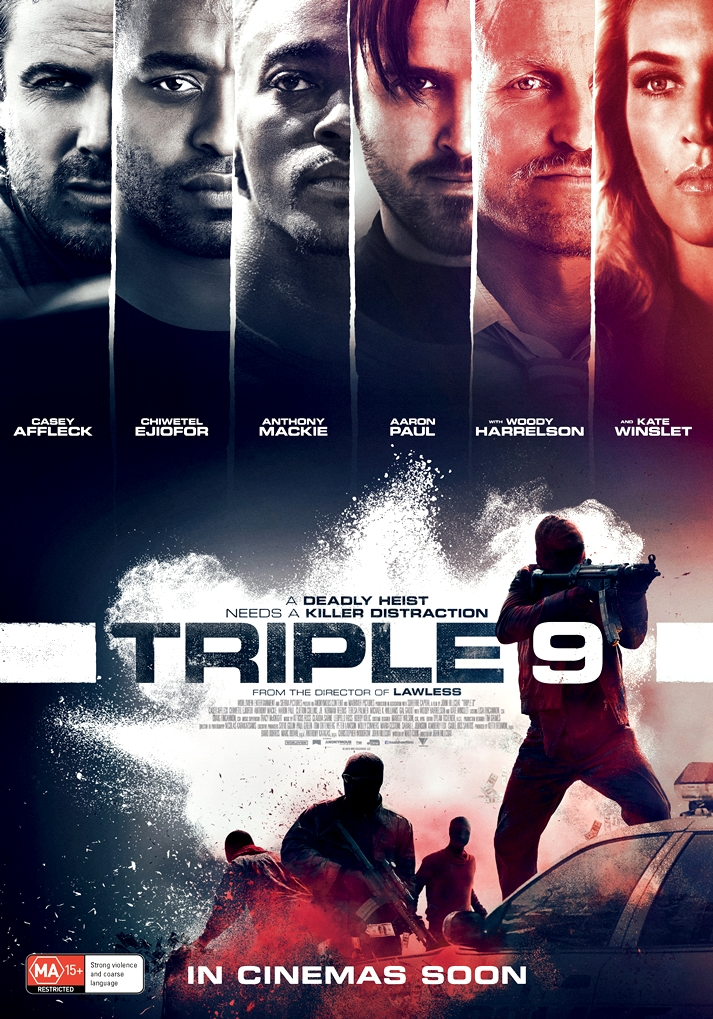 Póster: Triple 9