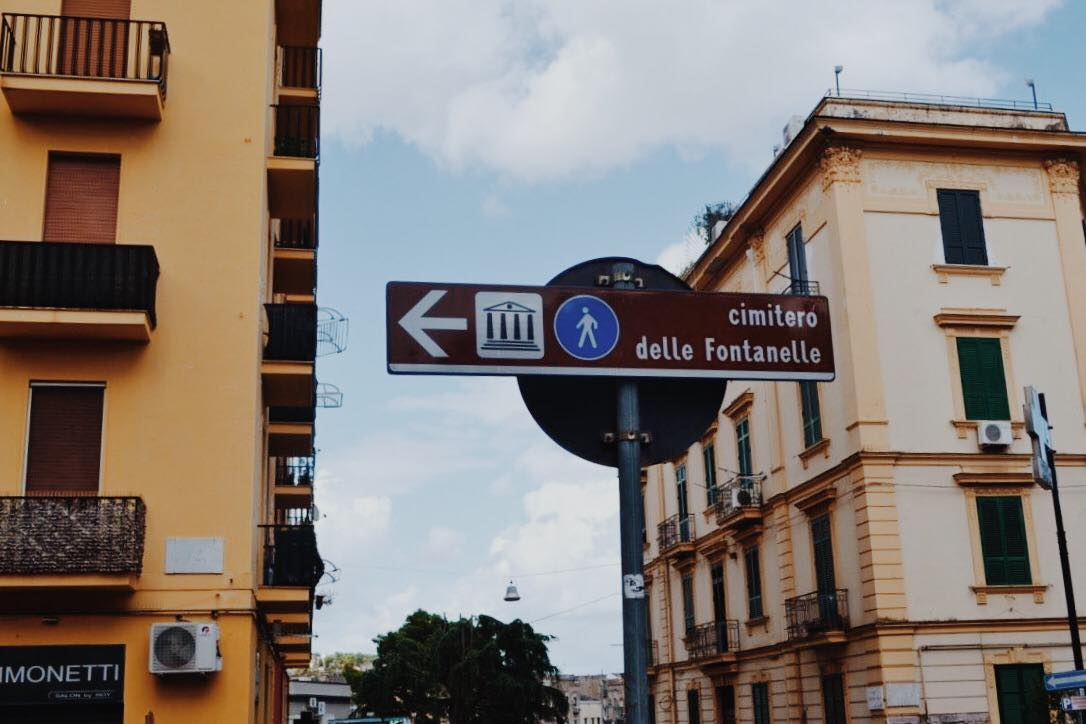 How to get to the Cimitero Delle Fontanelle