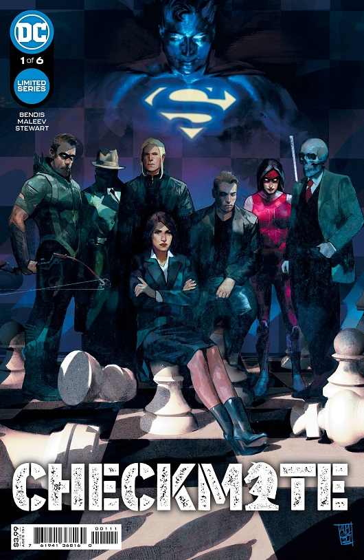 Cover of Checkmate #1