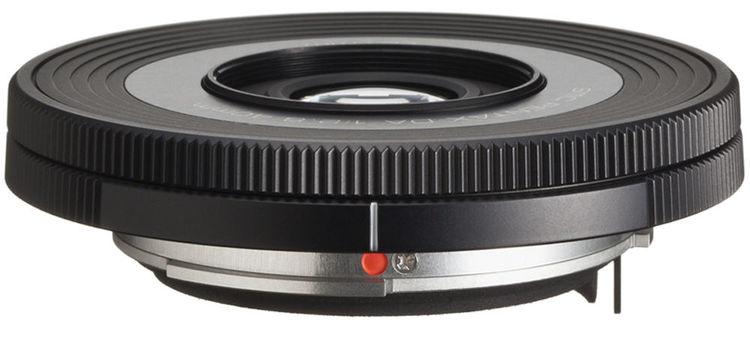 Объектив Pentax DA 40mm f/2.8 XS