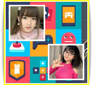 Streamer Game Wanita Paling Cantik dan Populer di Indonesia