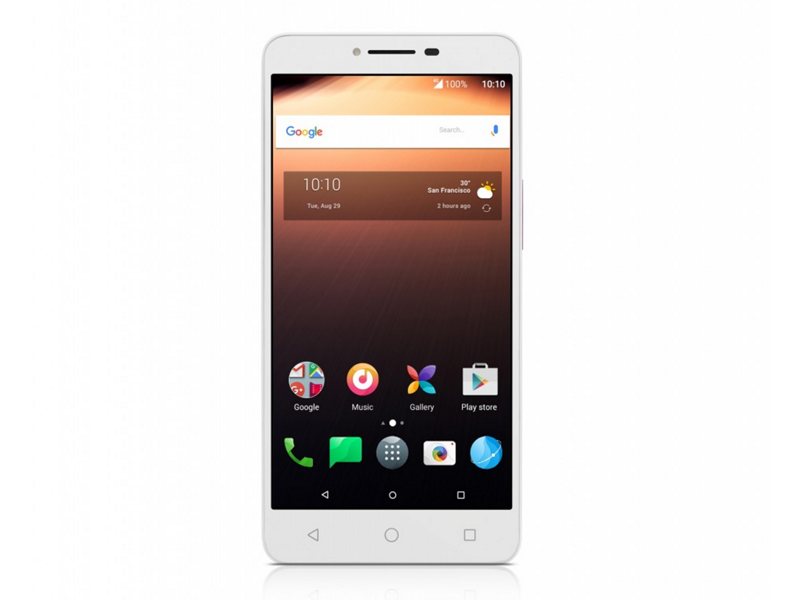 Alcatel A3 XL Entry Level 6 Inch Nougat Phabet Announced