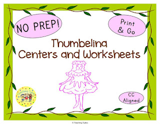 https://www.teacherspayteachers.com/Product/Thumbelina-Unit-818082