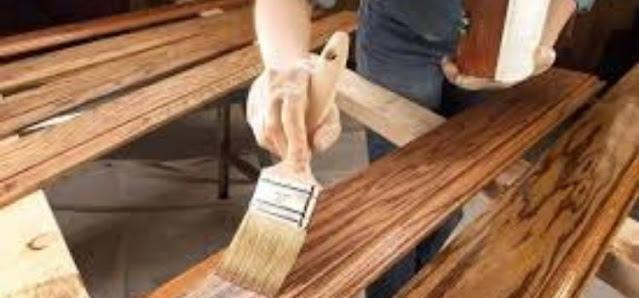 finishing kayu terbaik