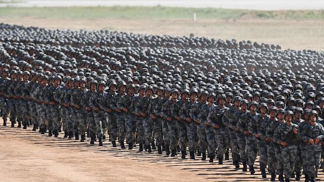 भारत-चीन मध्ये ४८ वर्षानंतर चकमक
