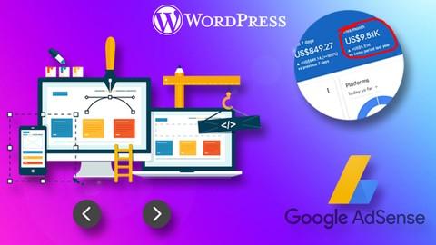 Adsense Arbitrage - إنشاء مدونة ووردبريس لربح المال من ادسنس