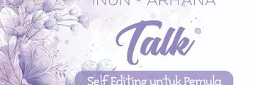 Self Editing untuk Penulis Pemula