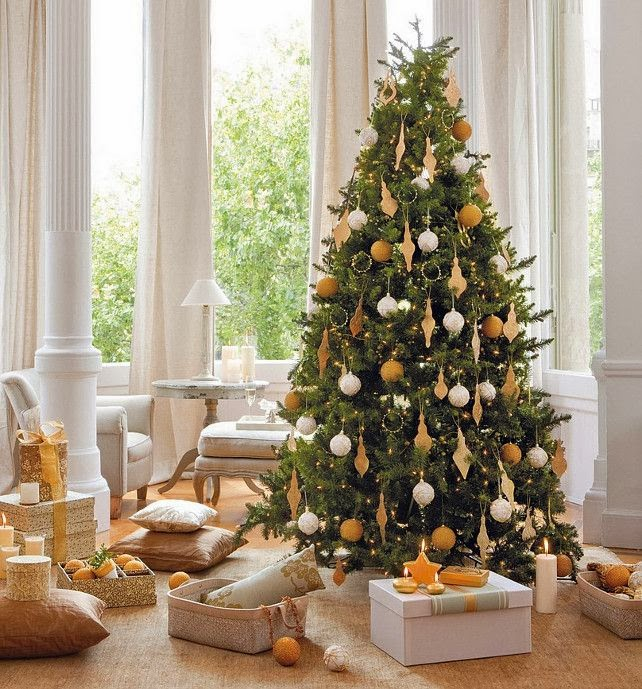 Holiday Home Design Ideas: Christmas 2015 Decorations Ideas Pinterest Pictures