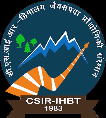 हिमालय जैवसंपदा प्रौद्योगिकी संस्थान (IHBT):
