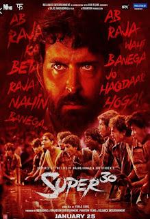 Hrithik Roshan 'Super 30' bollywood trailer breakdown in english
