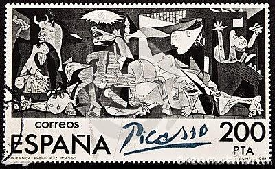 La victoire de Guernica Paul Eluard analyse commentaire composé
