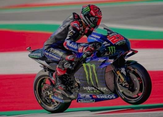 Quartararo Juara MotoGP Silverstone 2021
