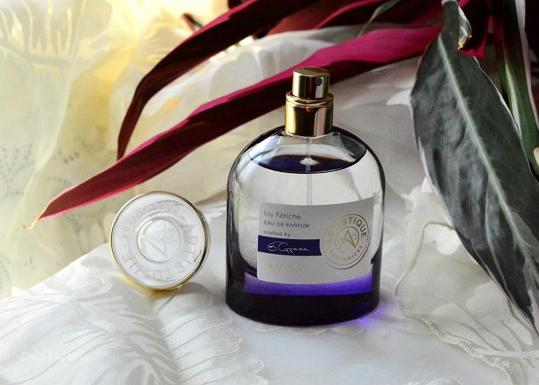 Avon Artistique Iris Fetiche Woda perfumowana - recenzja